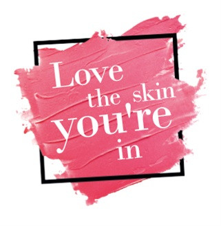 Love the Skin you're In - TODAY!