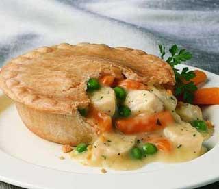 Supper Club Recipe: Chicken Pot Pie