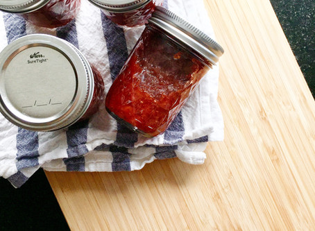Supper Club Recipe with Lulu Bliss: Small Batch Berry Jam