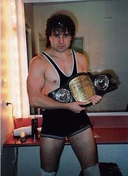 IWA Billy Condolian