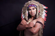 IWA Appache Warrior