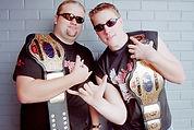 IWA Bud Cade & Leif Jefferies