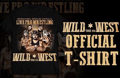 IWA T-Shirt 2016