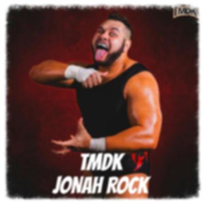 IWA Jonah Rock