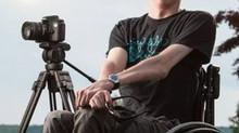 Art for the Able: How a quadriplegic filmmaker created change