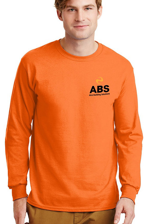 Ultra Cotton 100% Cotton Long Sleeve T Shirt