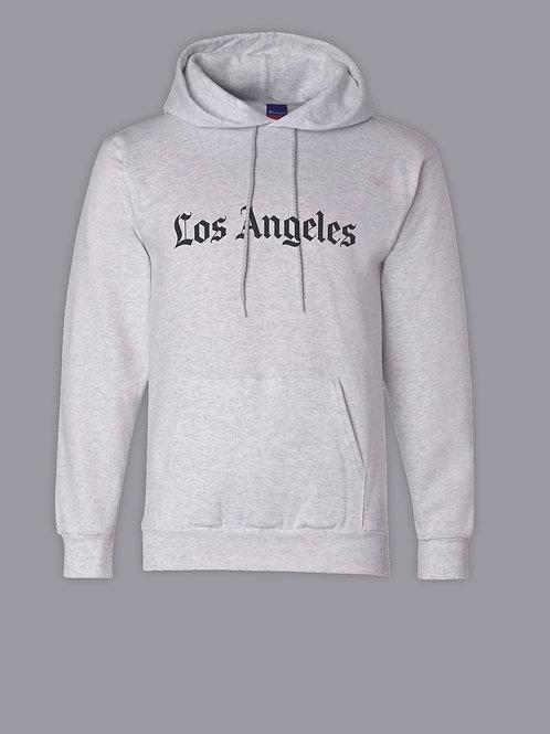 """""""Los Angeles"""" Champion Hoodie Sweatshirt"""
