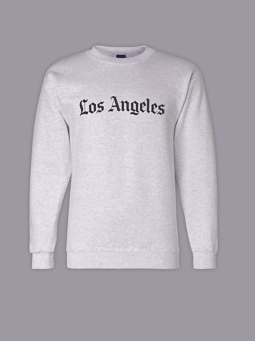 """Los Angeles"" Champion Crewneck Sweatshirt"