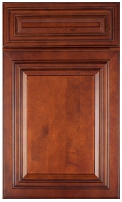 Bronze Cherry Cabinet