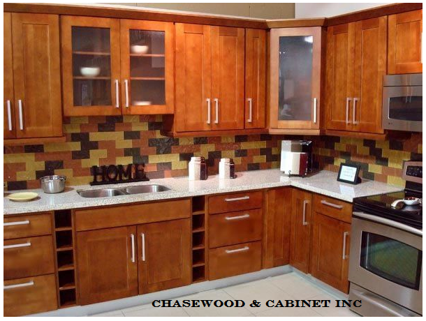 High Quality Cinnamon Shaker Cabinet