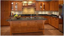 Cinnamon Shaker Kitchen