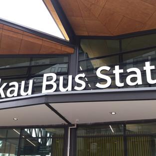 Manukau Bus Station Development