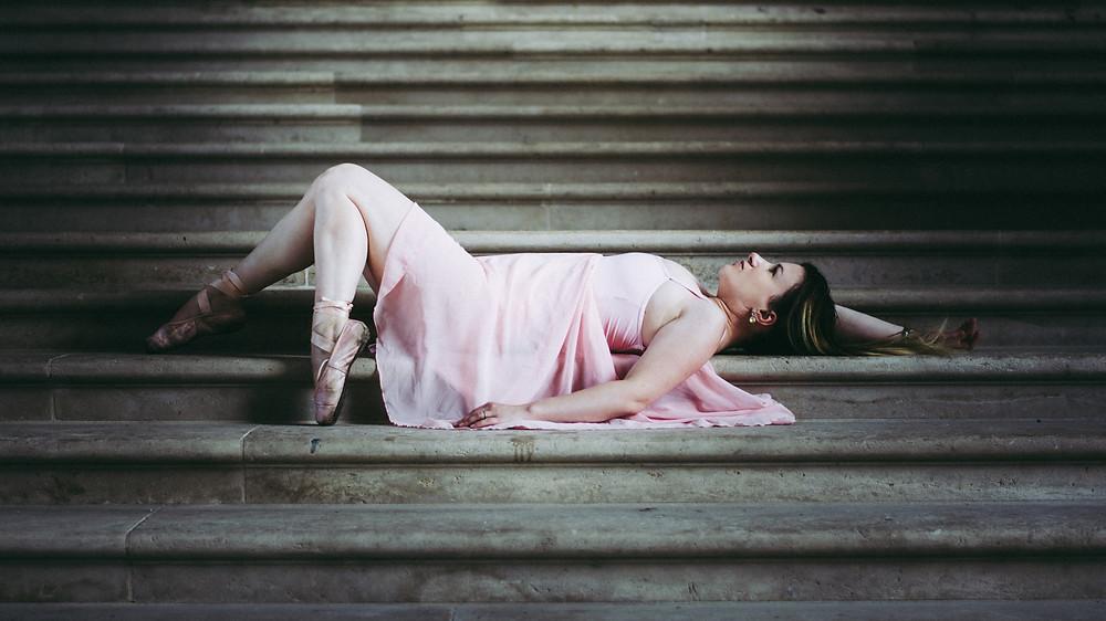 photographe de portrait chateau de luneville beaute glamour ballet de lorraine