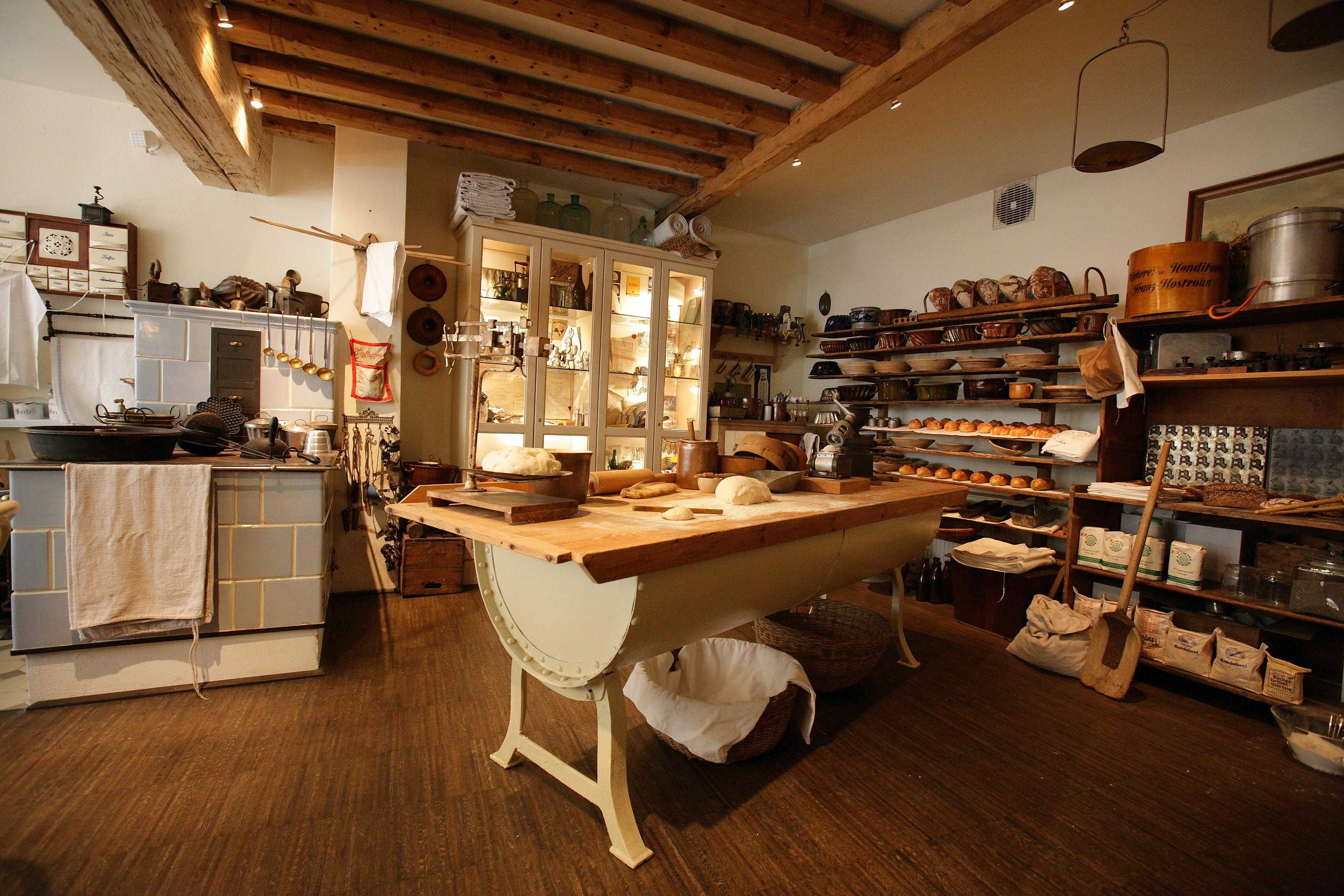 Museum & Brodcafé®