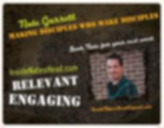 Christian speaker, Camp speaker, evangelist, youth speaker