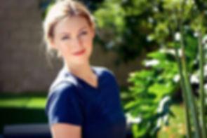 massage therapist aria vesper headshot