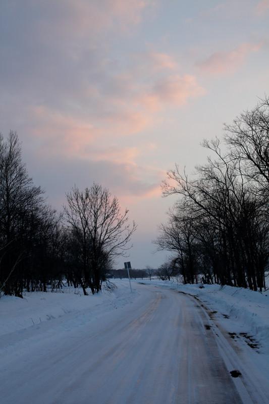 真冬の日々