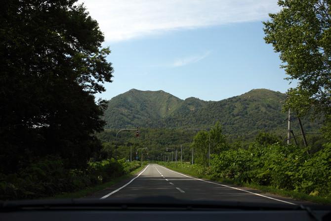 ピンネシリ(道北)