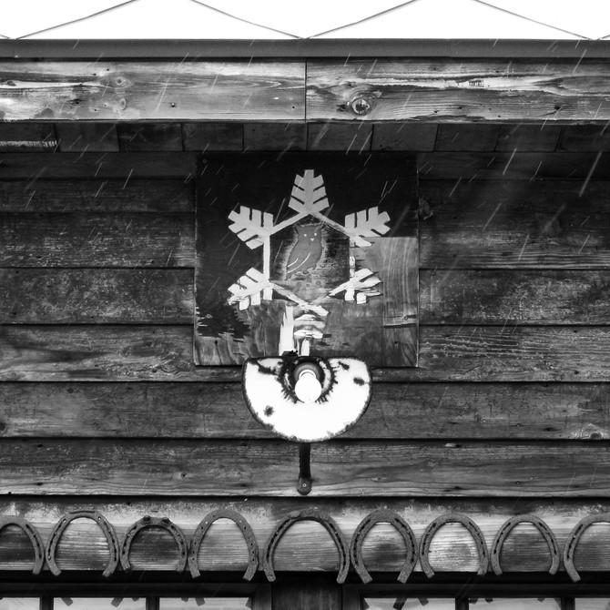 砂澤ビッキ記念館へ
