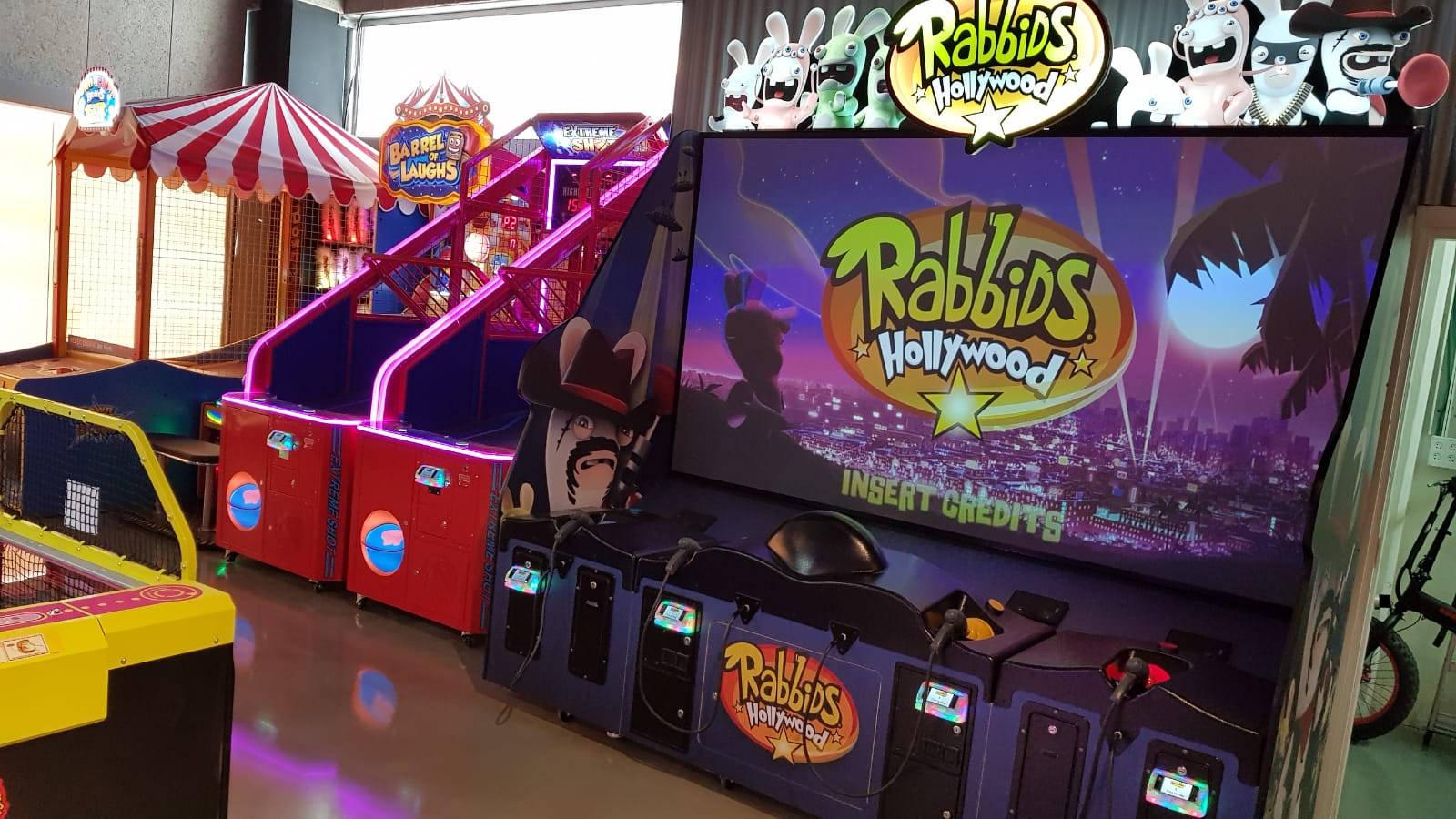משחקי וידאו בבאולינג