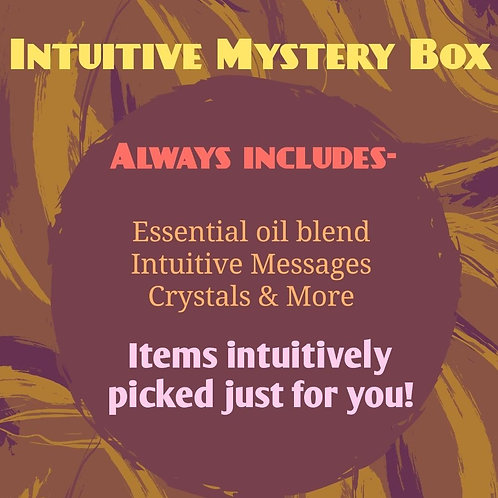 Intuitive Mystery Box