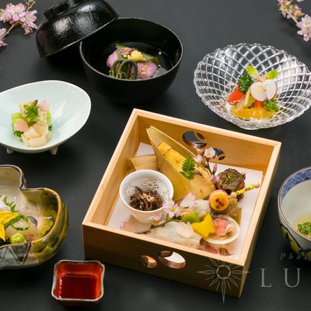 【箱根の有名ホテルで出張撮影】 料理撮影の4灯ライティングを解説