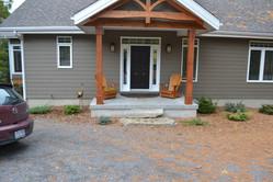 Lakehouse Entrance