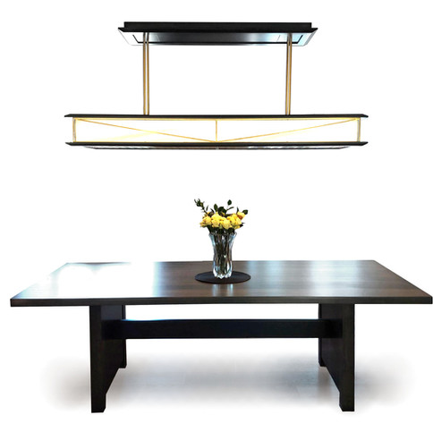 Alaboge Table and Light Fixture