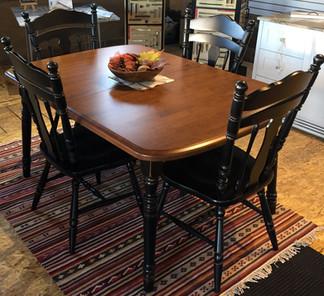 Refinished Dining Set