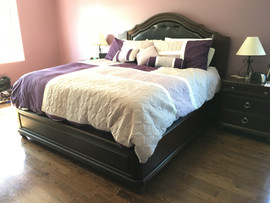 Headboard and Footboard Extension