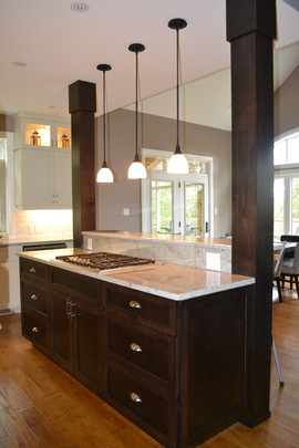 Lakehouse Custom Kitchen 2
