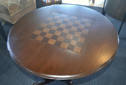 Restored Chess Table