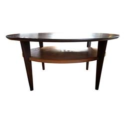 Oak and Walnut Coffee Table 2