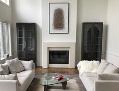 Living Room Display Cabinets