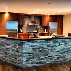 Walnut Kitchen Design