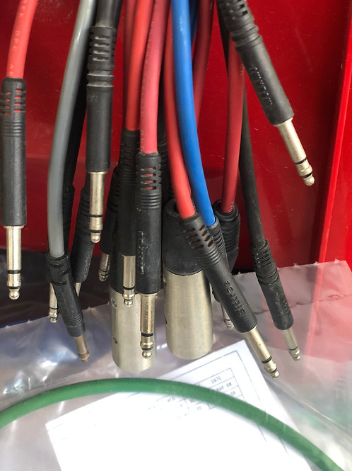 Pre-Owned Premium Patch Cables