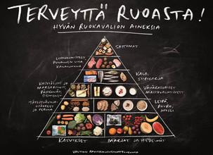 Vieraskynä: Suomalaisista ravitsemussuosituksista