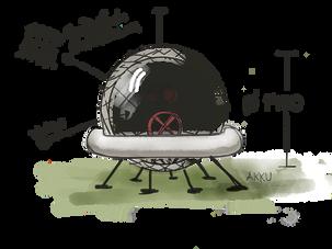 Vieraskynä: Miten palloauto sai alkunsa? – ote erityisherkän miehen päiväkirjasta #1