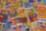 Gypsy Rose Psychic tarot cards