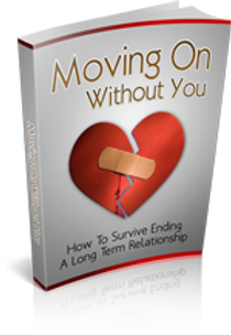 Moving On Without You how to survive a long term relationship