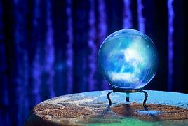 Gypsy Rose crystal ball