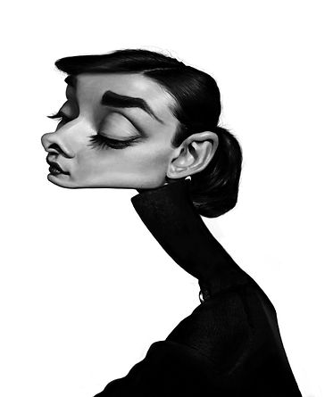 오드리헵번 145×115cm Acrylic on canvas