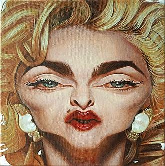 마돈나 145×115 (80호) Acrylic on canvas