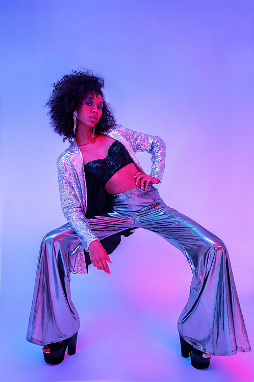 SOLD OShowcase Group: Disco Fever, Intermediate-Advanced,Wednesday Nights 5.45pm