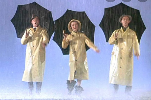 Showcase Group: Singing in the Rain ( Tap and Strip), Monday Nights, 5.45pm
