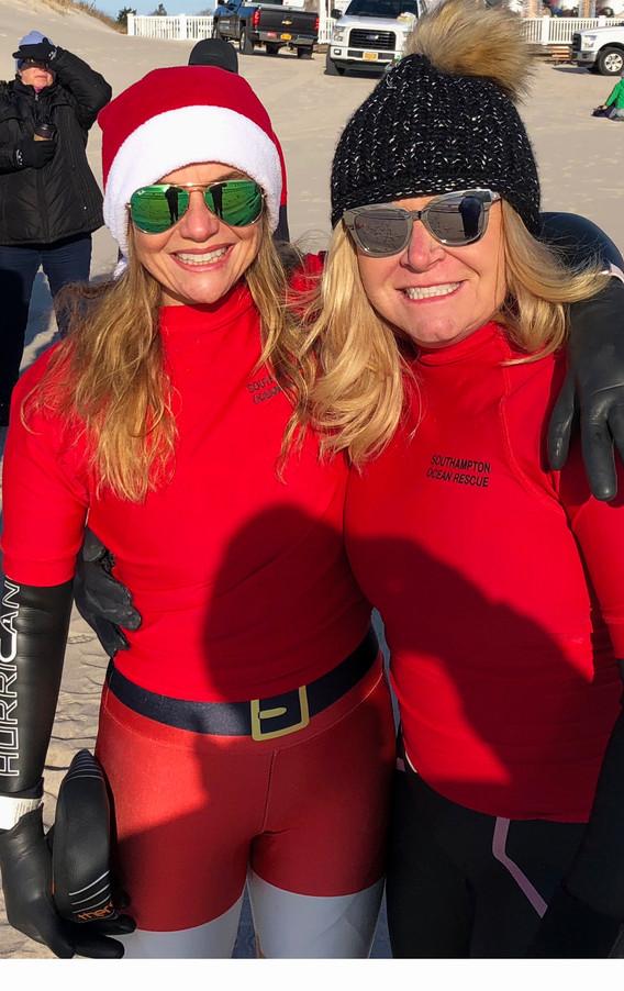 Mitti & Christine - SVOR Rescue Swimmers