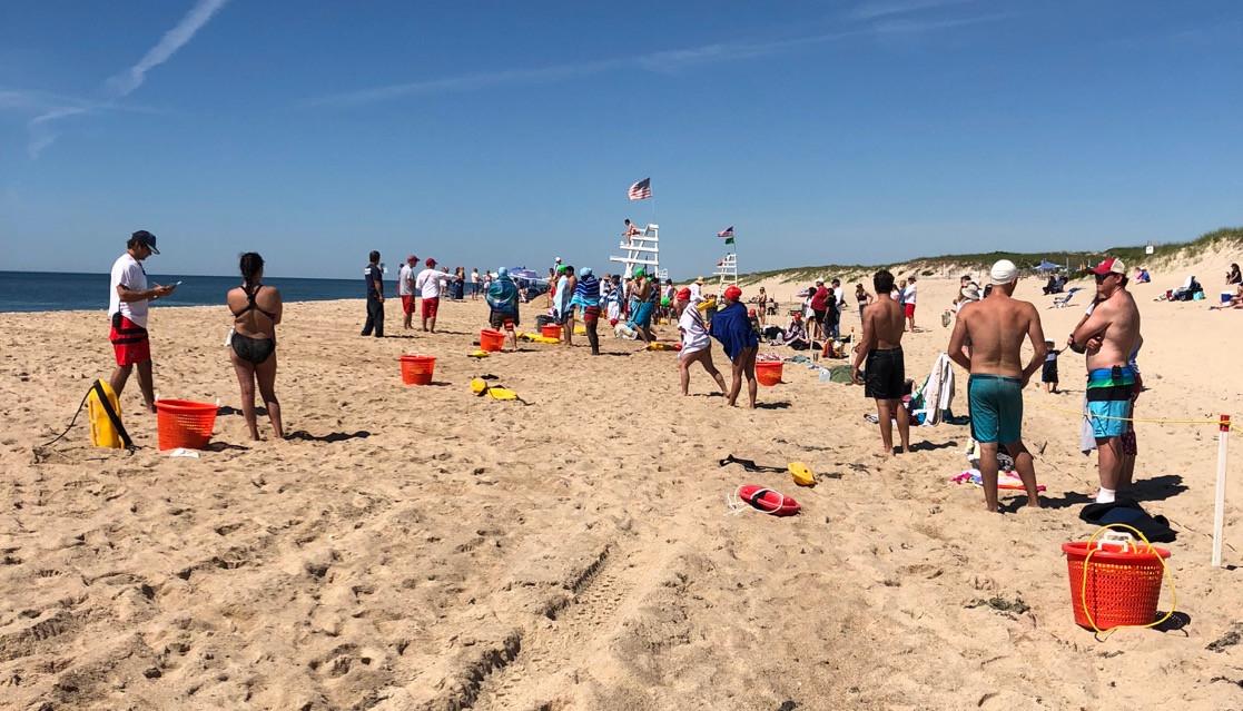 Southampton Ocean Rescue Lifeguard Certification Test