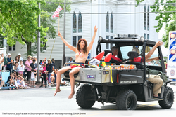 July 4th Parade 2021 -  Alex