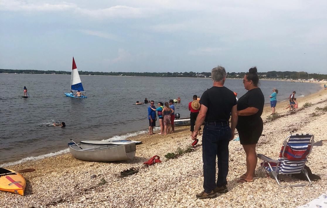 Sail with Autism - Southampton Village Ocean Rescue Lifeguards