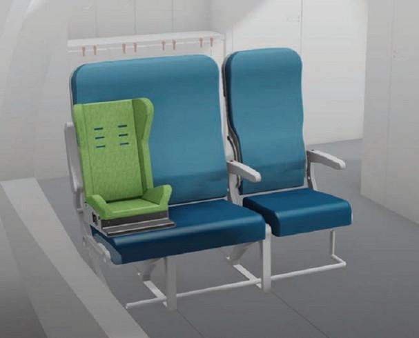 Siete innovaciones que cambiarán los aviones por dentro
